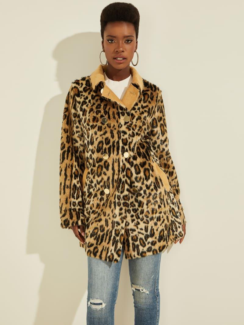 Anette Reversible Coat