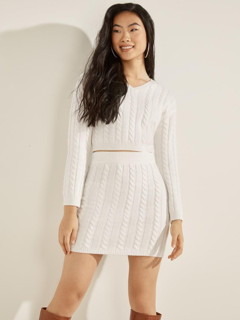 Dora V-Neck Sweater