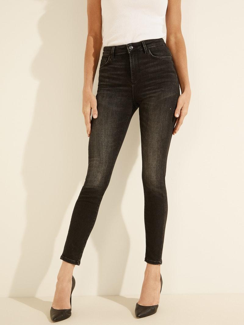 Ultimate Black Skinny Jeans