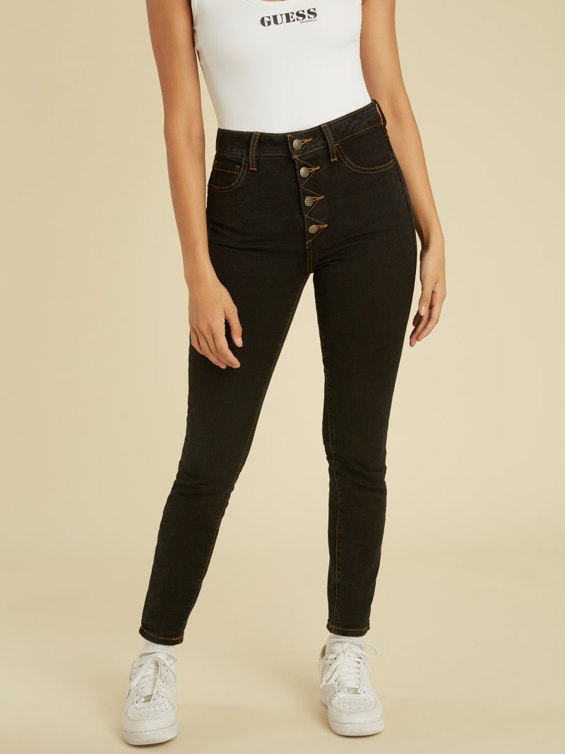 GUESS Originals High-Rise Skinny Jeans