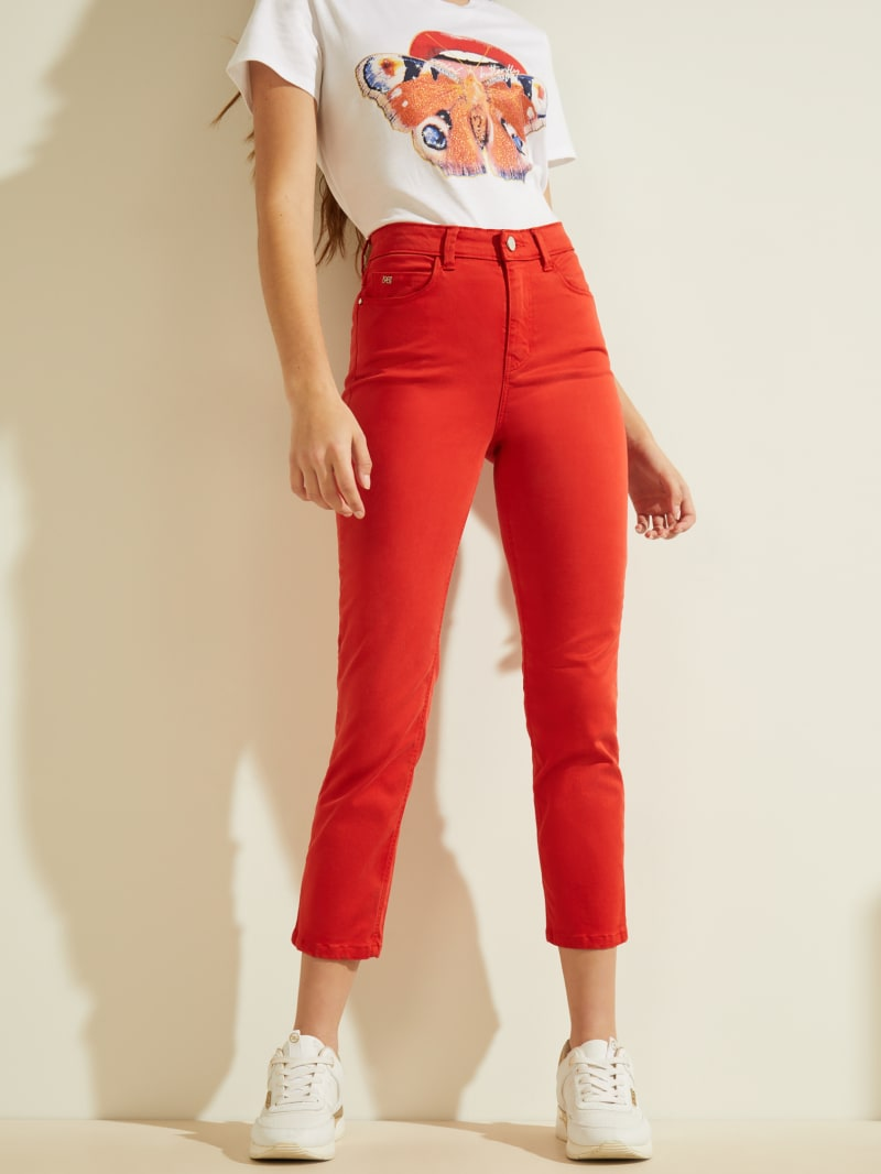 1981 Cropped Skinny Jeans