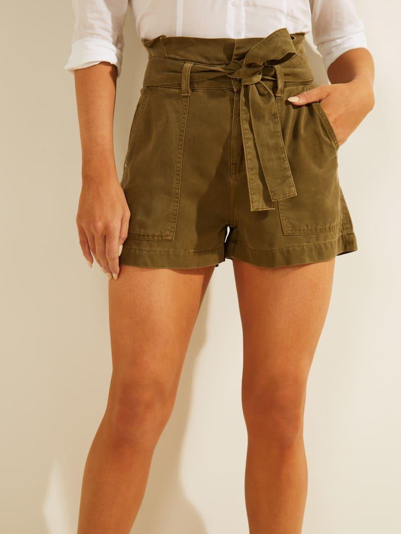 Janna Paperbag Shorts