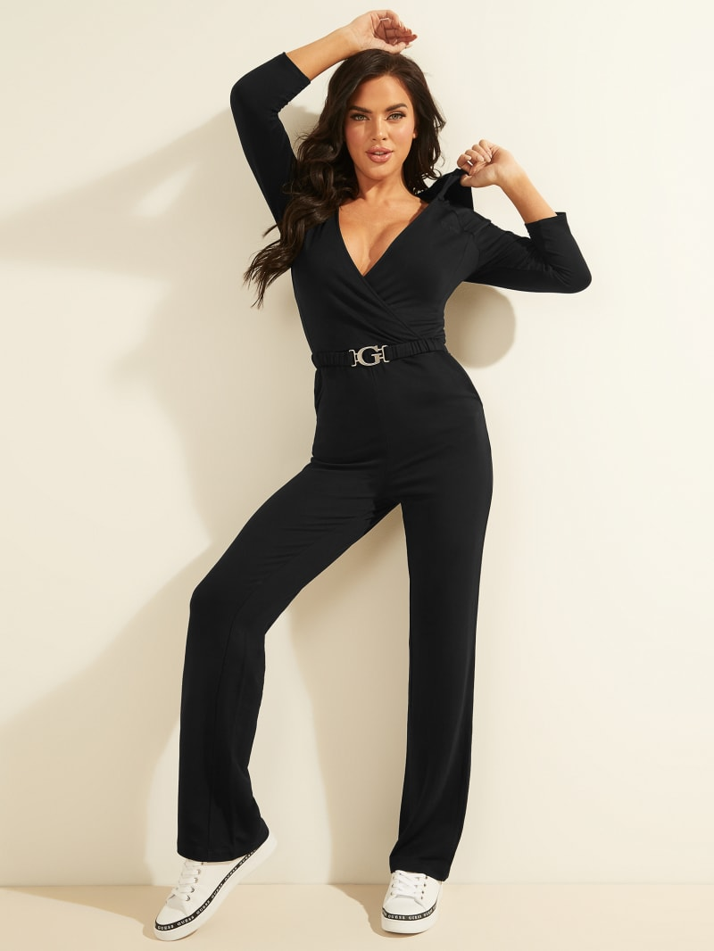 Bree Hooded Jumpsuit