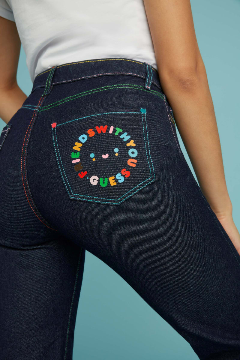 FriendsWithYou Super High-Rise Jeans
