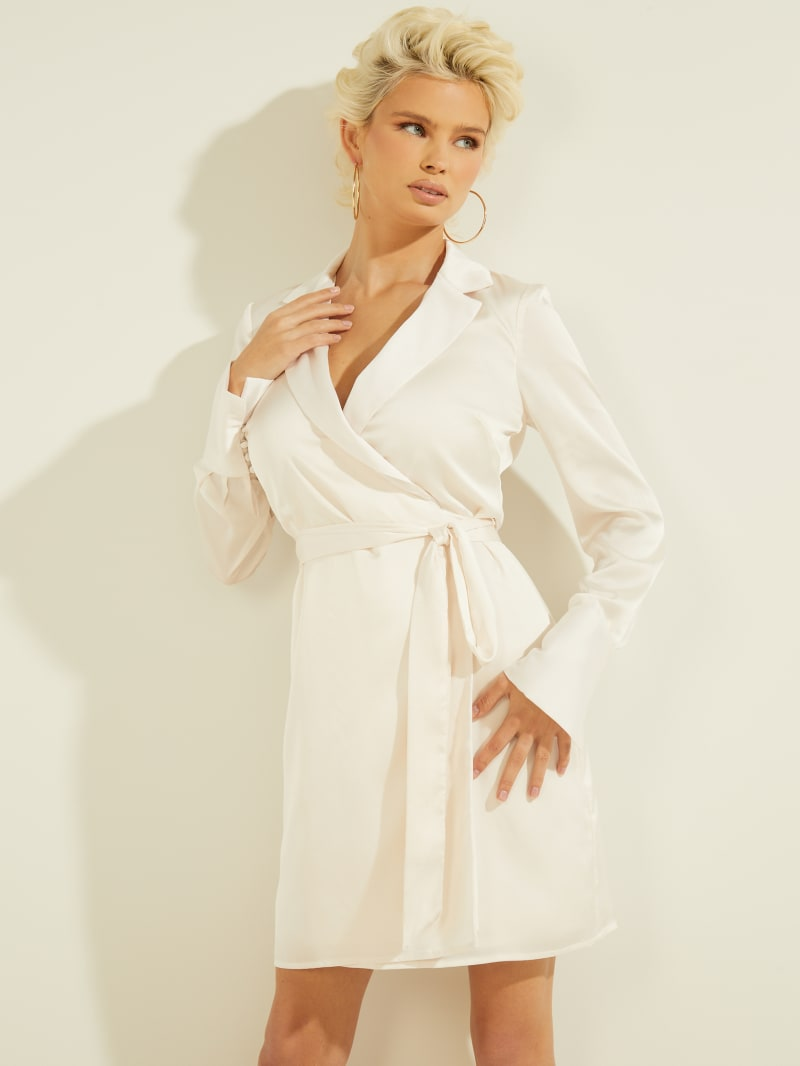 Eco Eden Wrap Dress