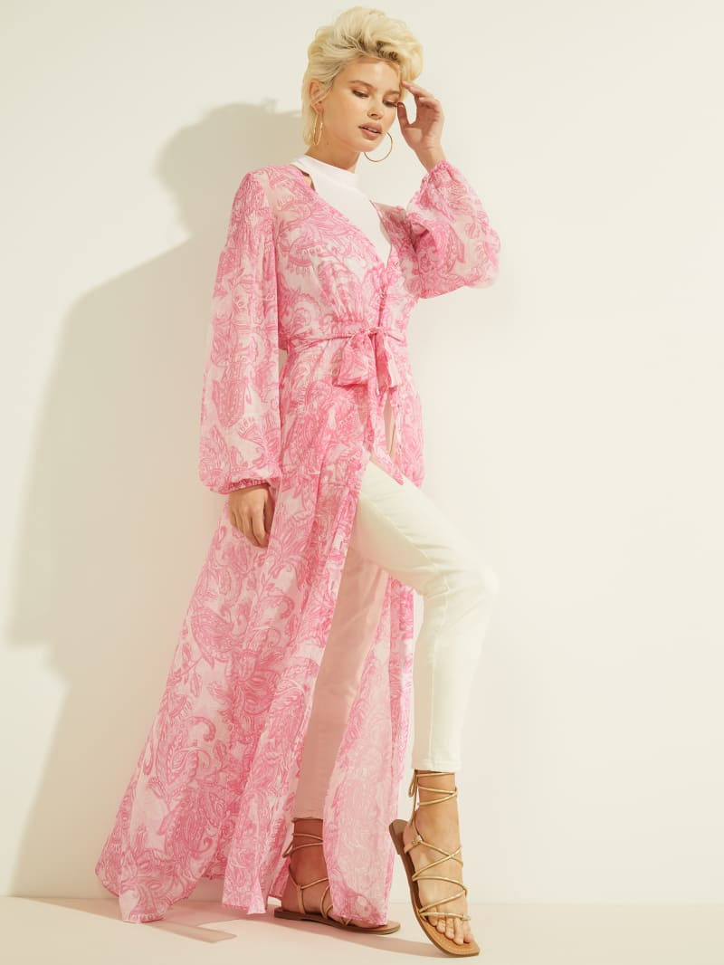 Eco Brea Maxi Dress