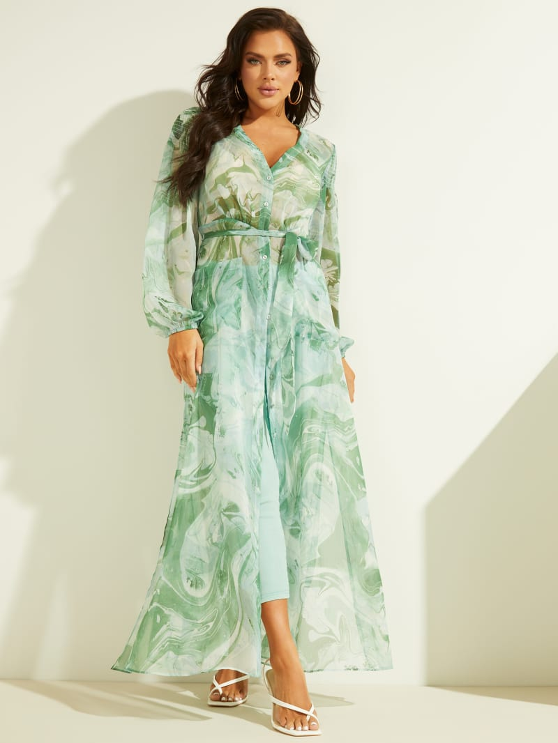 Eco Brea Maxi Dress