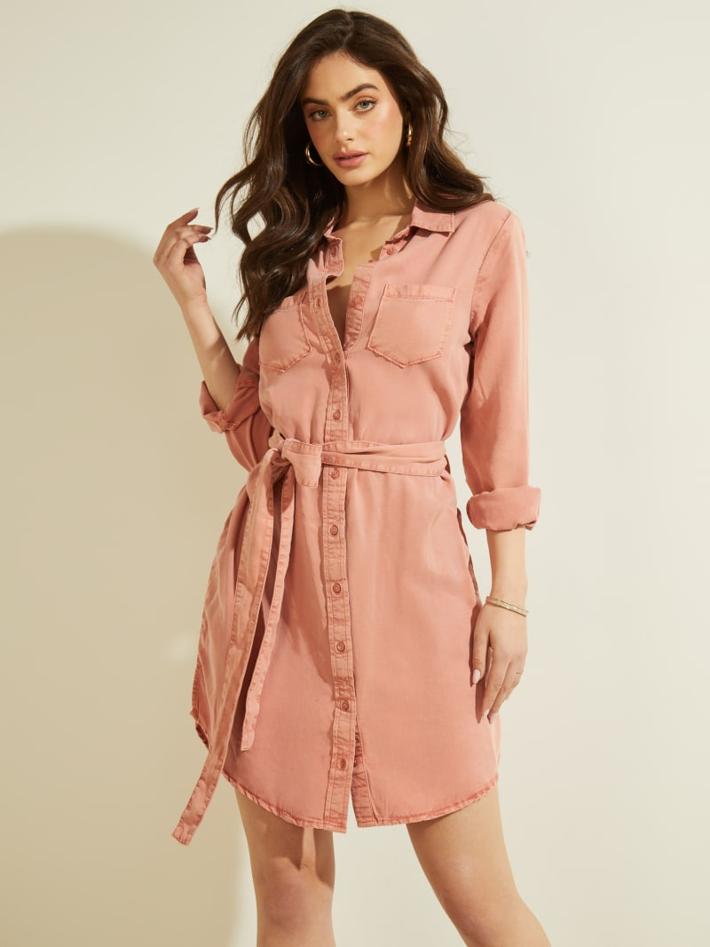 Eco Shonda Shirt Dress