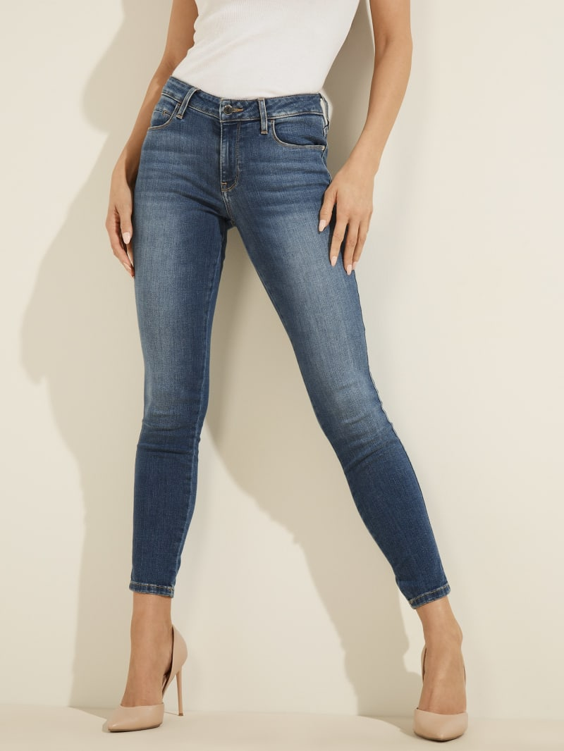 Sexy Curve High-Rise Skinny Jeans