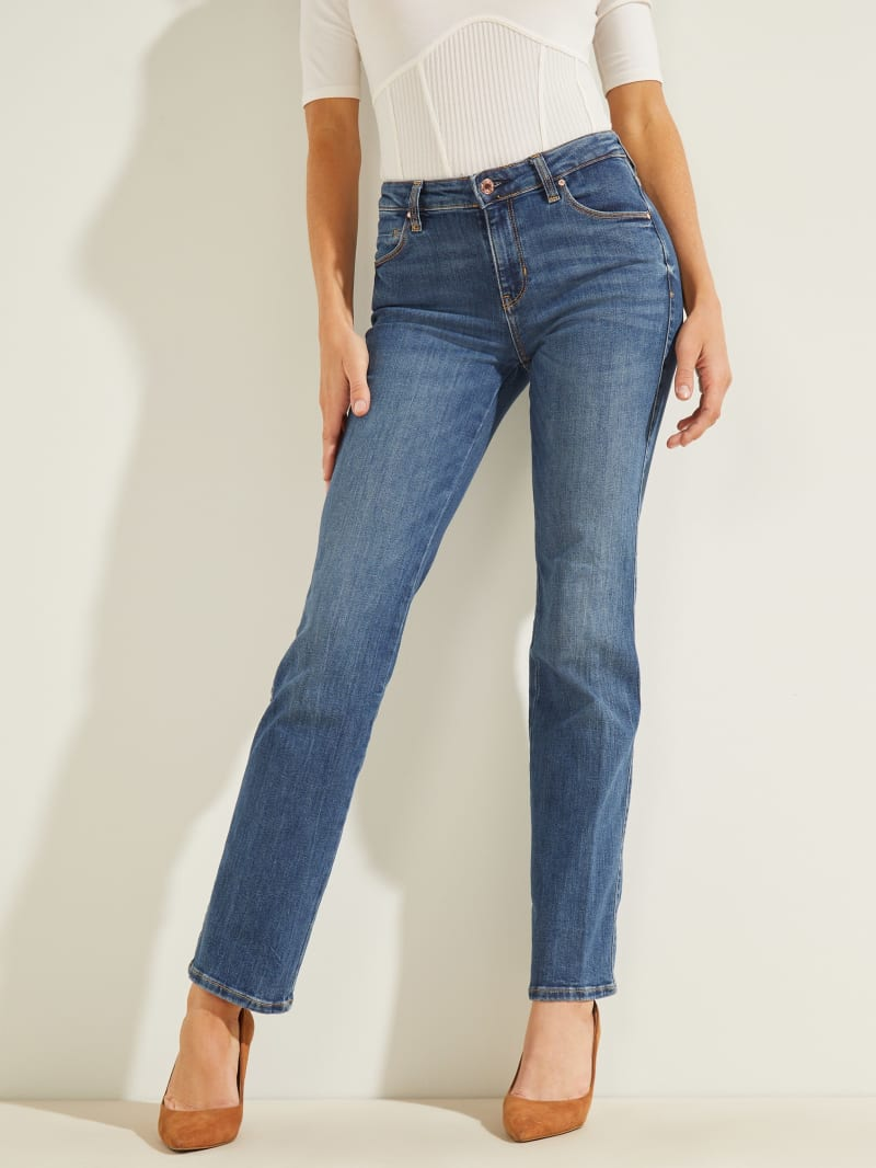 Eco Sexy Straight Leg Jean