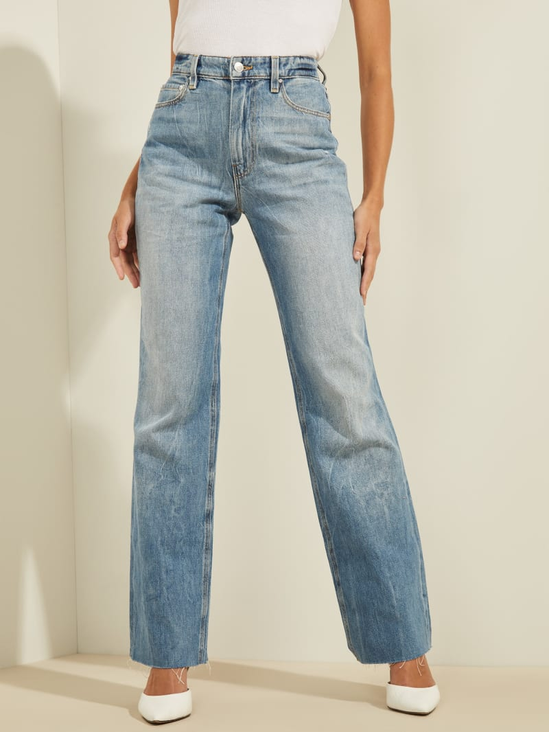 80s Straight Jeans