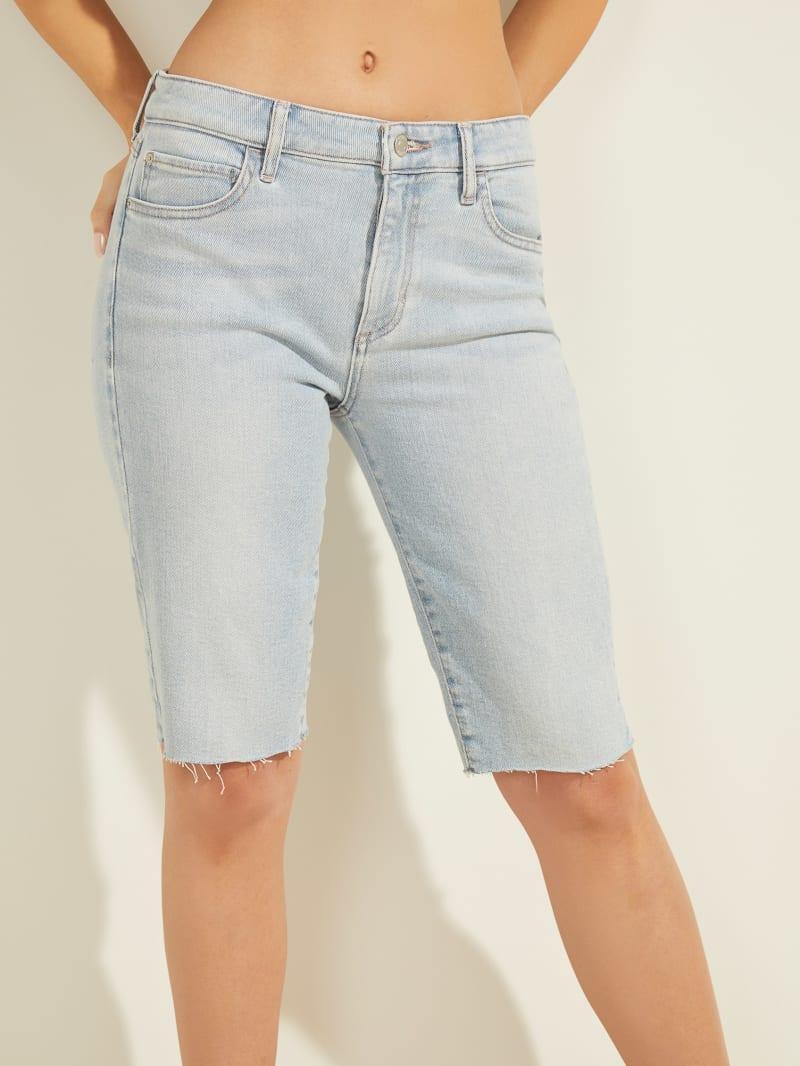 1981 High-Rise Bermuda Shorts