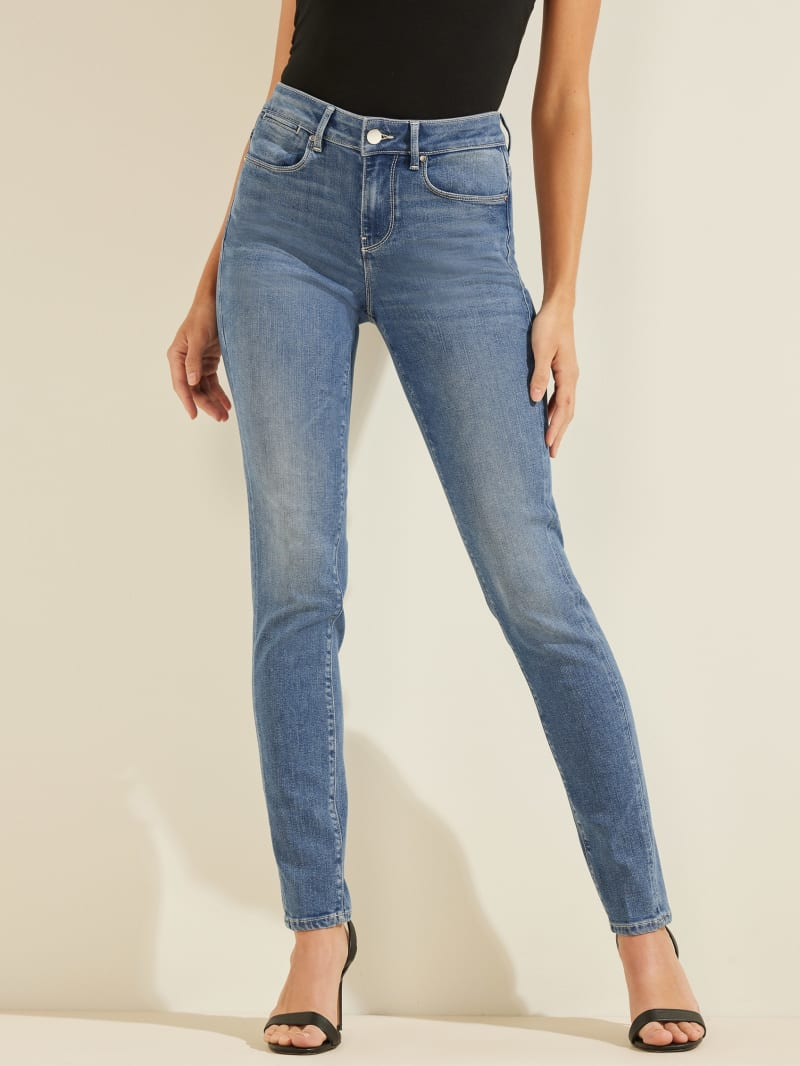 Eco Low-Rise Jeggings