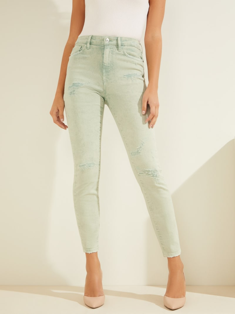 Super-High Rise Ultimate Skinny Jeans