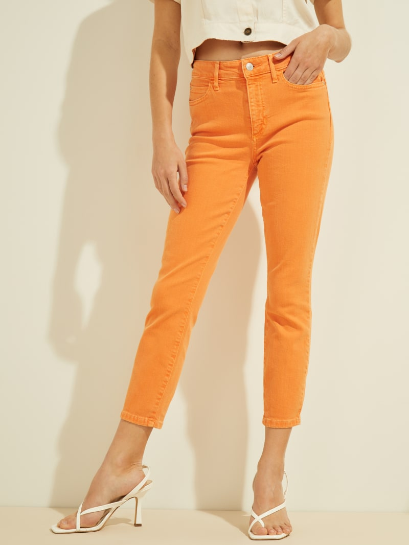 1981 High-Rise Skinny Cropped Jeans