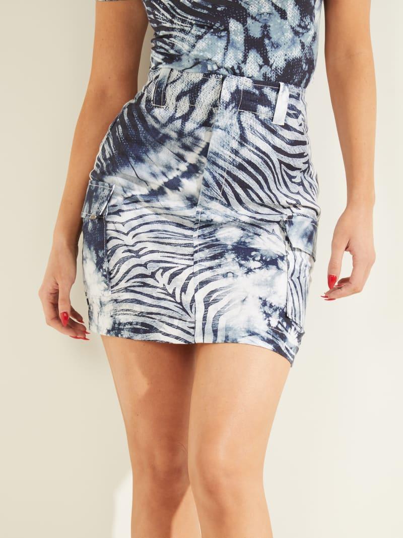 Surfari Cargo Skirt