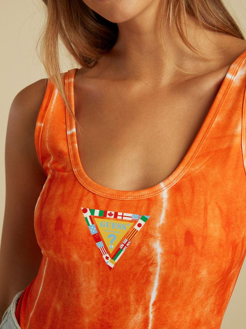 Summer Games Tie-Dye Bodysuit