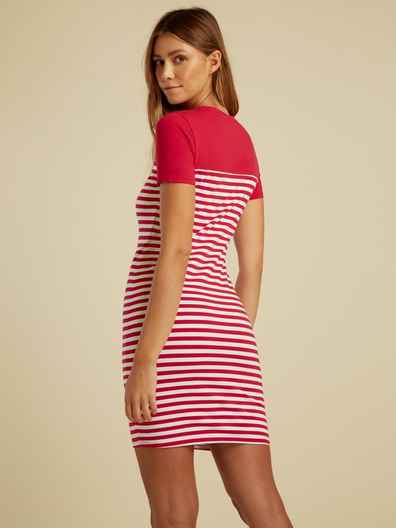 Summer Games Striped Dress