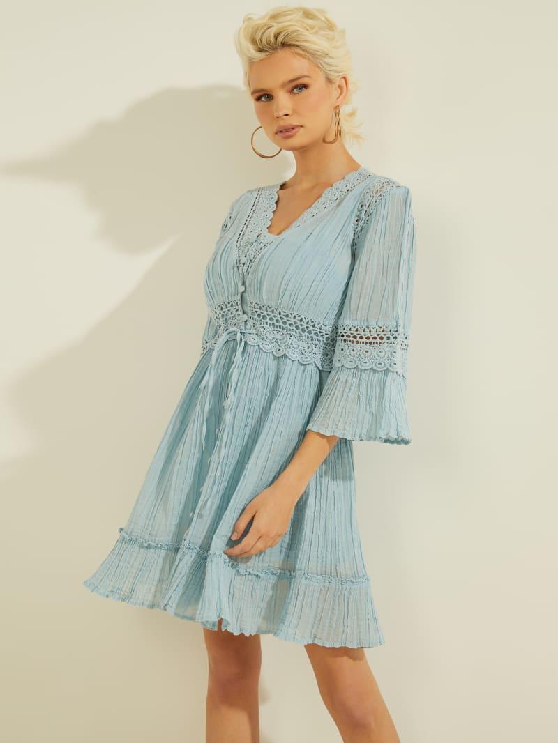 Reya Gauze Dress