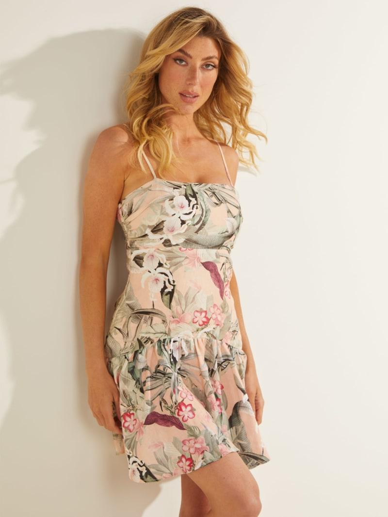 Eco Sophie Linen Dress