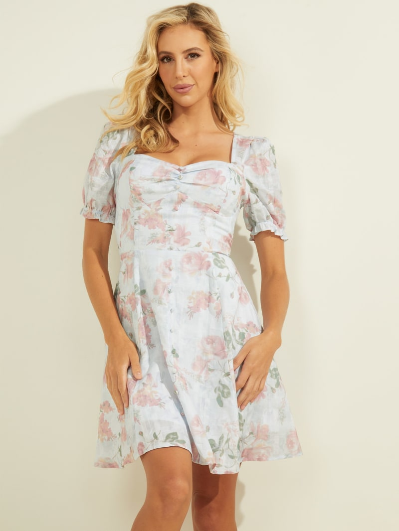 Eco Heidi Linen Dress