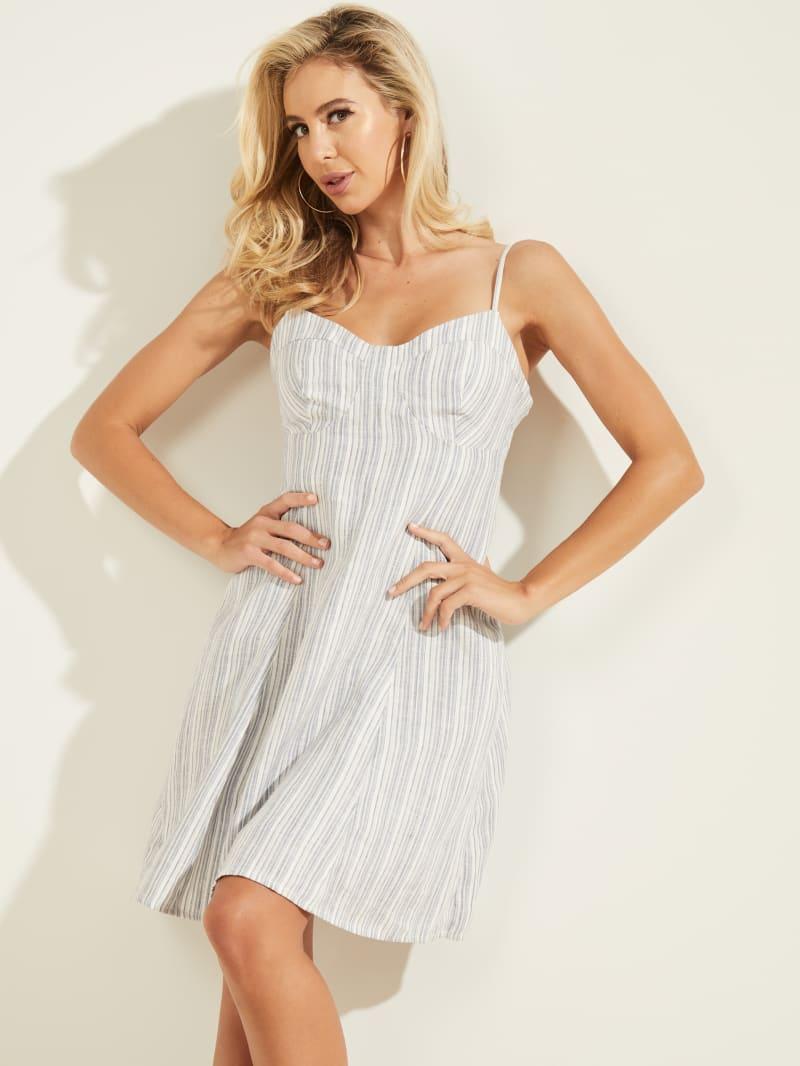 Aileen Linen Dress