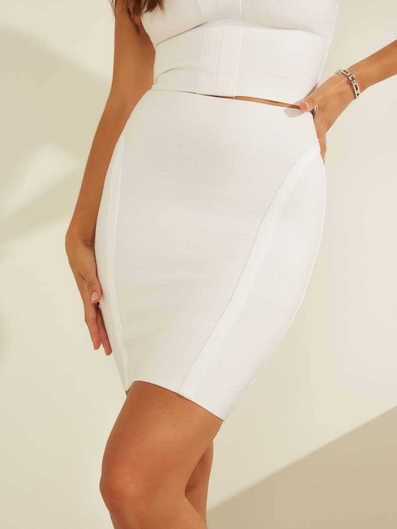 Mirage Bandage Skirt