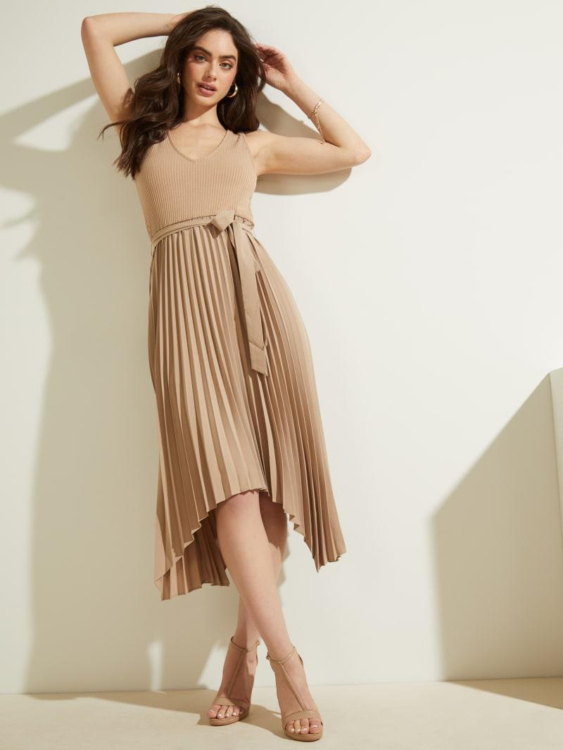 Erynn Pleated Dress