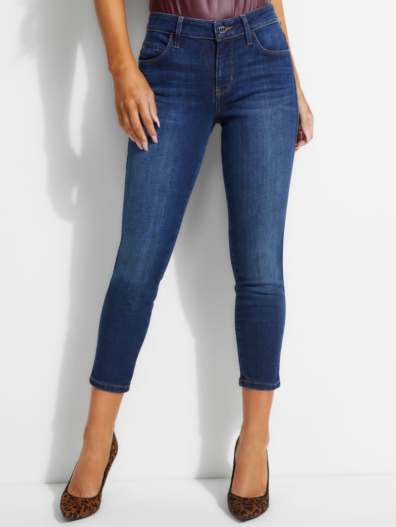 Sexy Curve Cropped Skinny Jeans