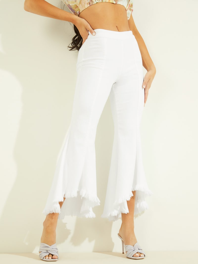 Sofia 1981 High-Rise Flared Jeans