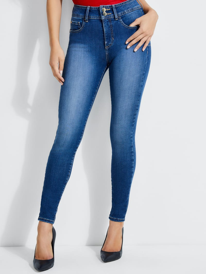 Eco Shape Up High-Rise Skinny Jeans