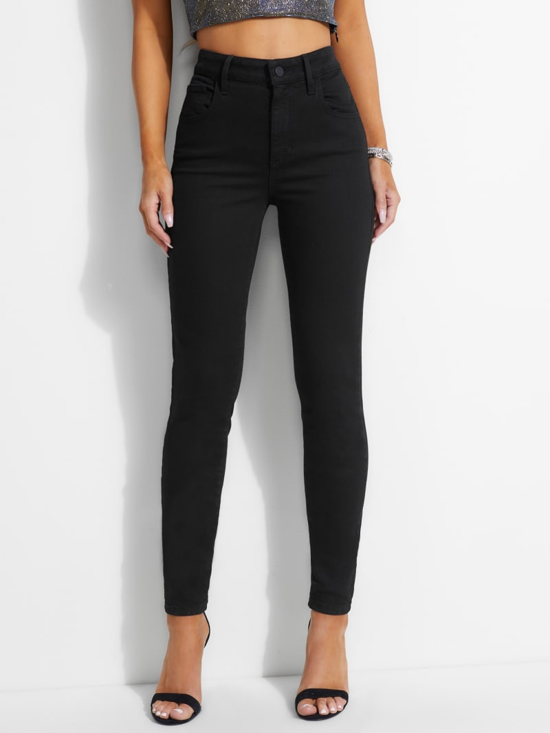 Super-High Rise Skinny Jeans