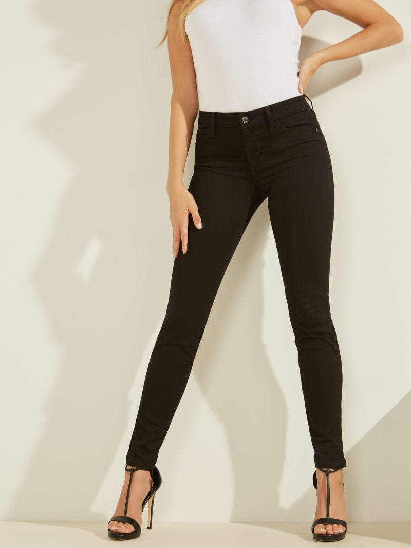 Sexy Curve Black Jeans