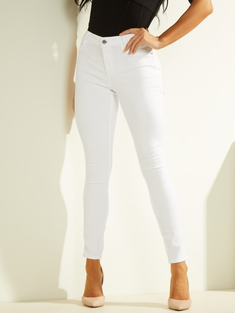Eco Sexy Curve Mid-Rise Jeans