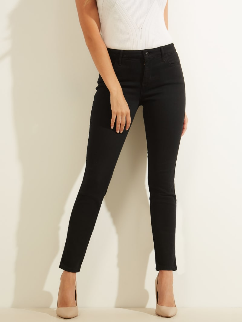 Sexy Curve Mid-Rise Skinny Jeans