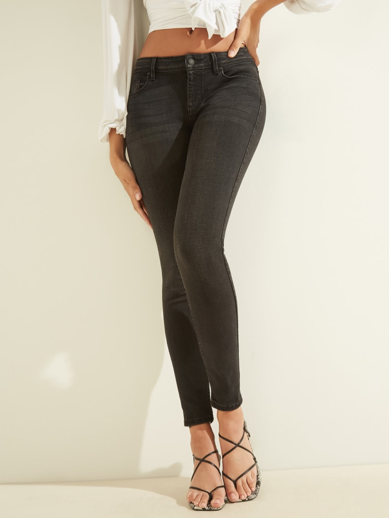 Power Low-Rise Skinny Jeans