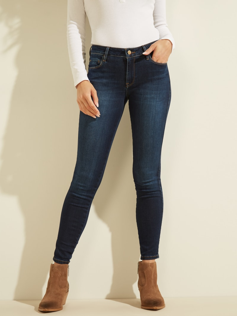 Sexy Curve Mid-Rise Jeans