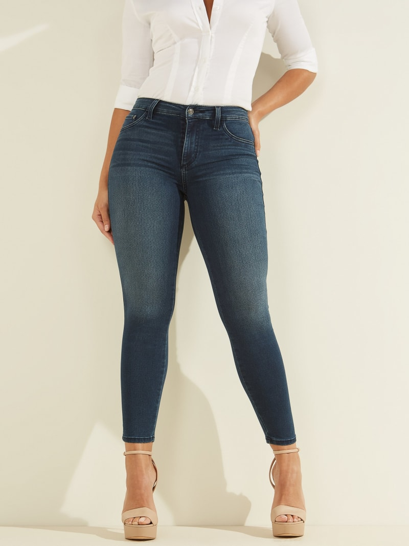 Eco 1981 High-Rise Skinny Jeans
