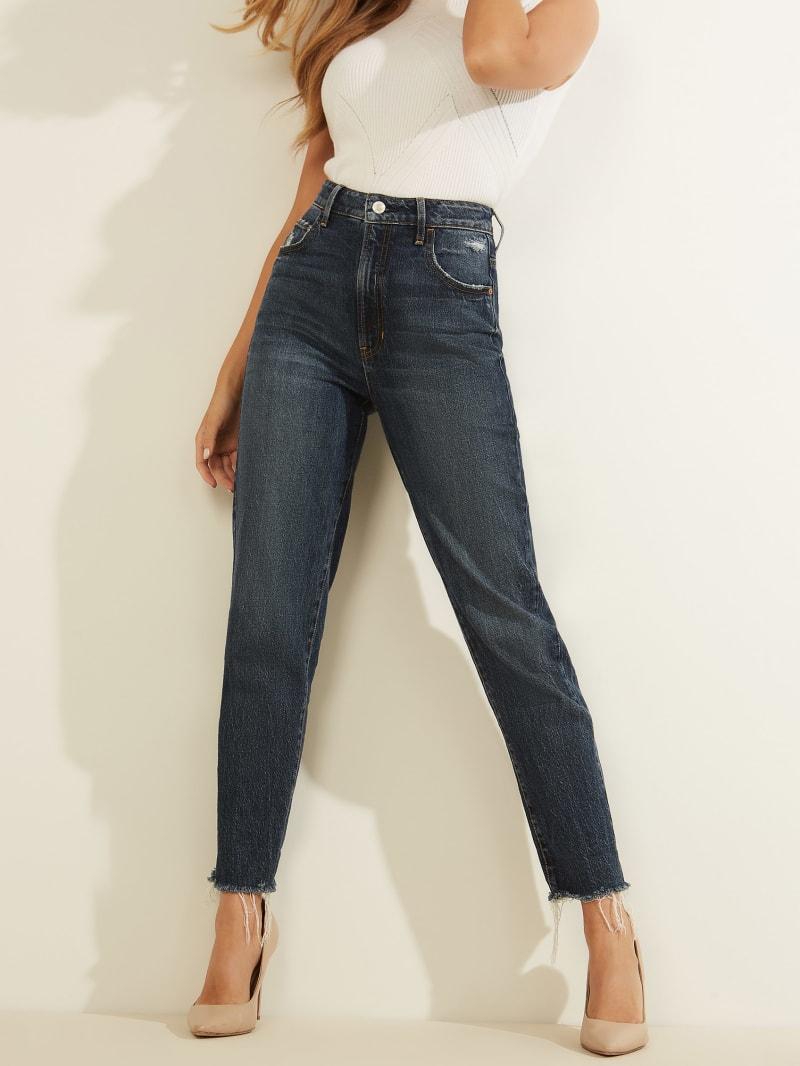 Eco Slim Mom Jeans