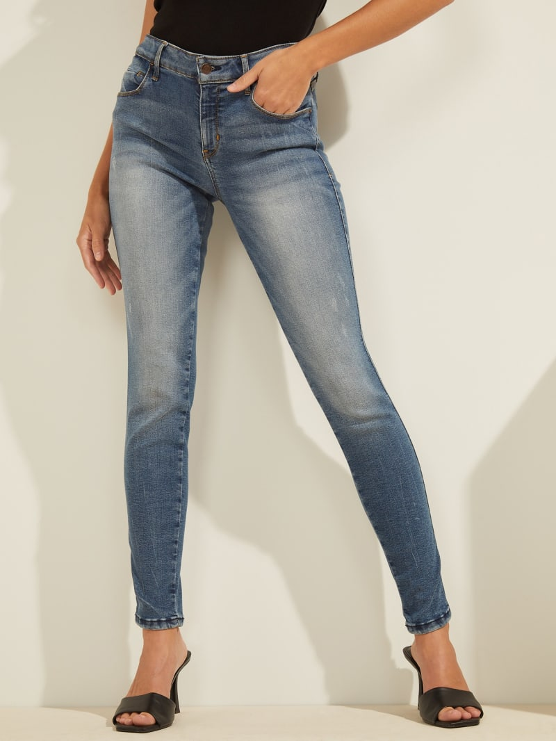 Mid-Rise Sexy Curve Skinny Jeans