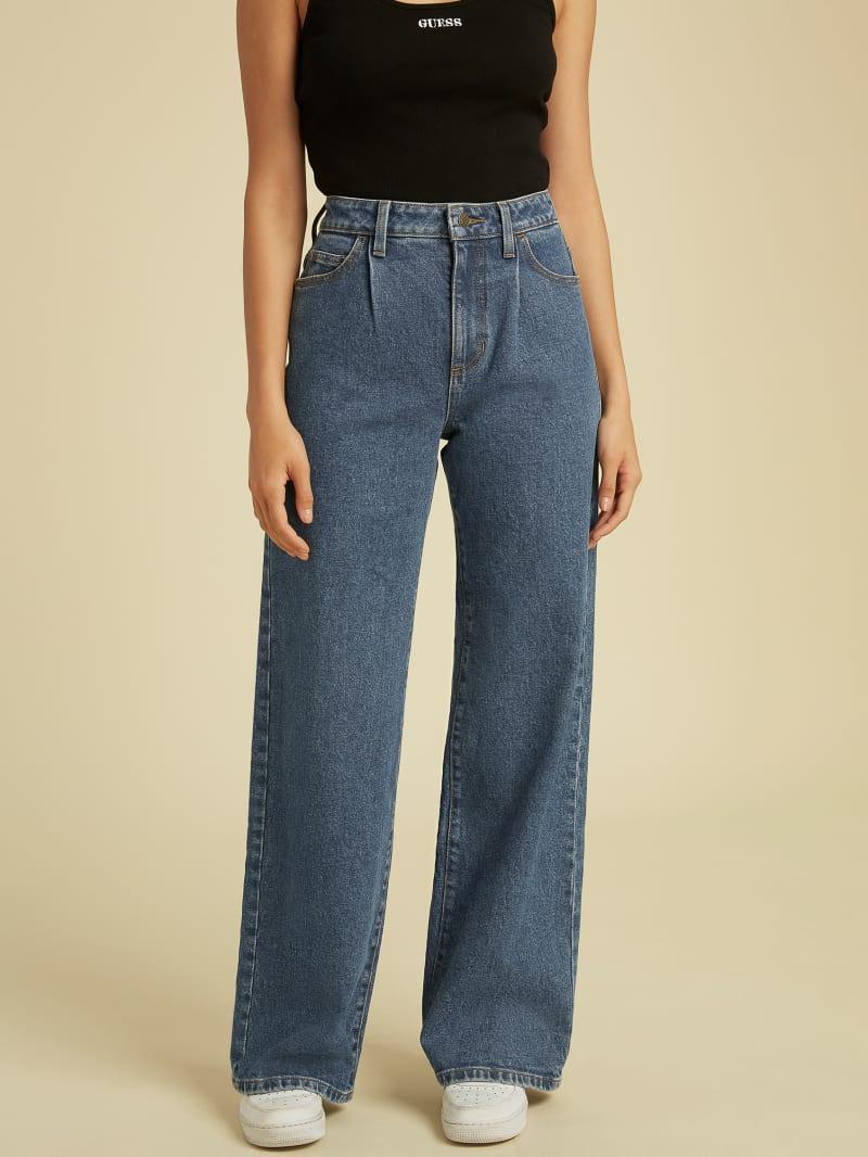 GUESS Originals Wide-Leg Jeans
