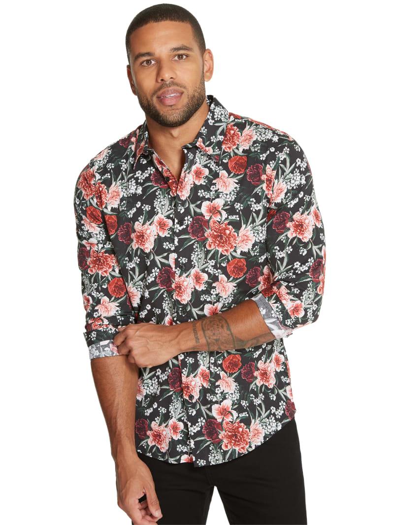 Jax Floral-Print Shirt