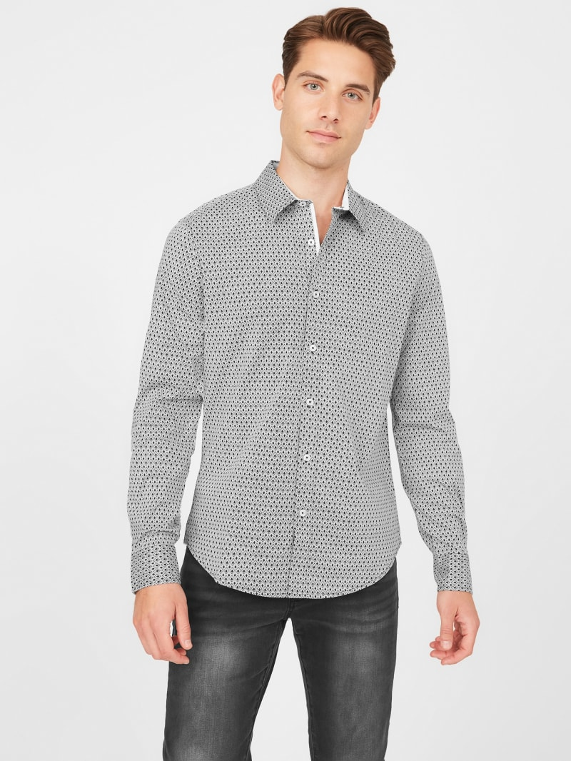 Chester Geo Print Shirt