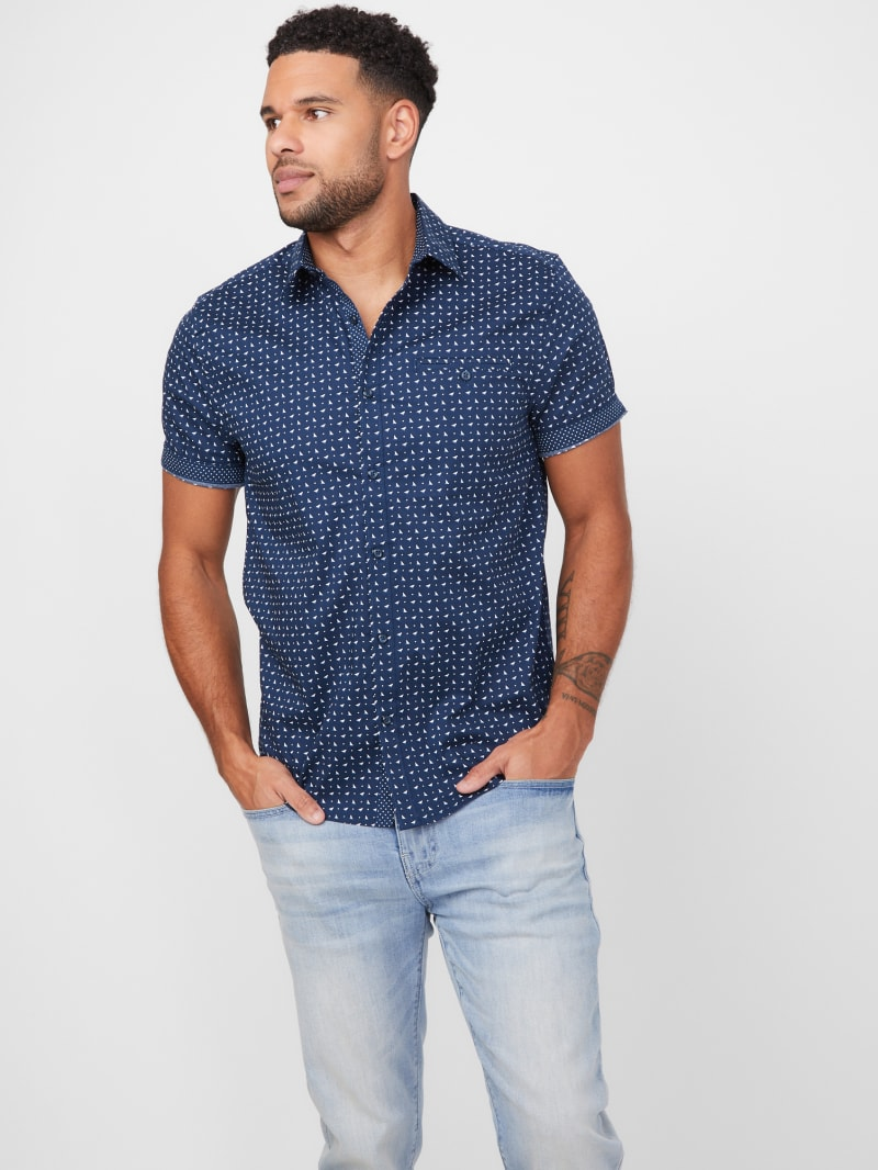 Ryers Geo Shirt