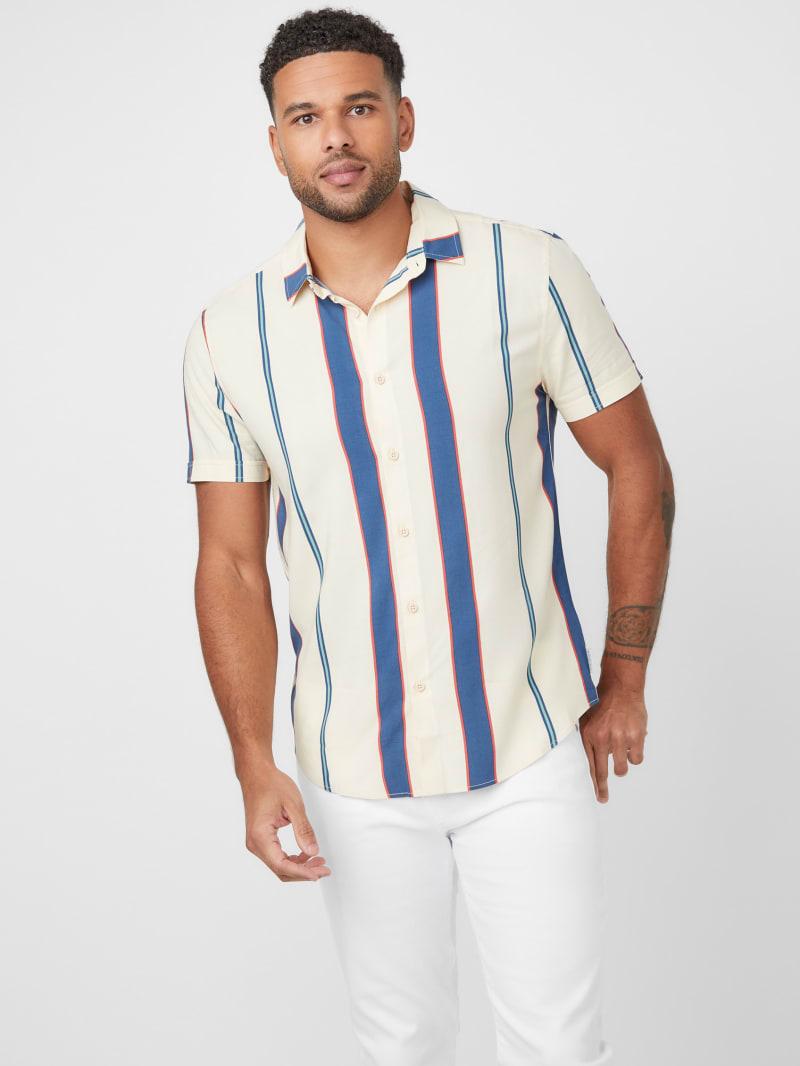 Bryan Striped Shirt