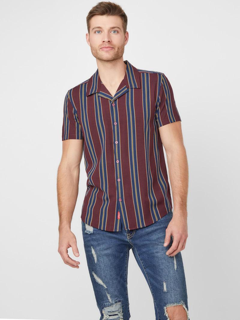 Cade Striped Shirt