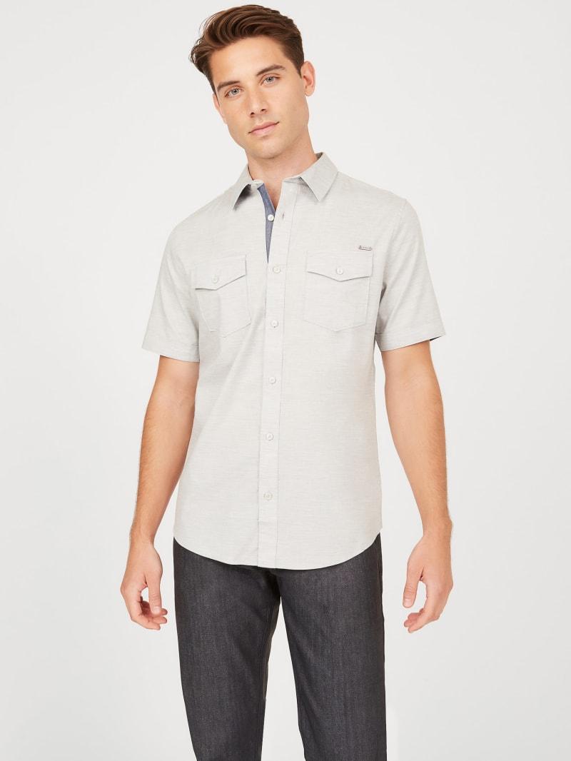 Vance Textured Shirt