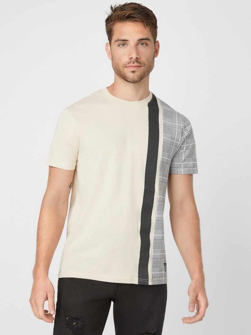 Kennedy Houndstooth Tee