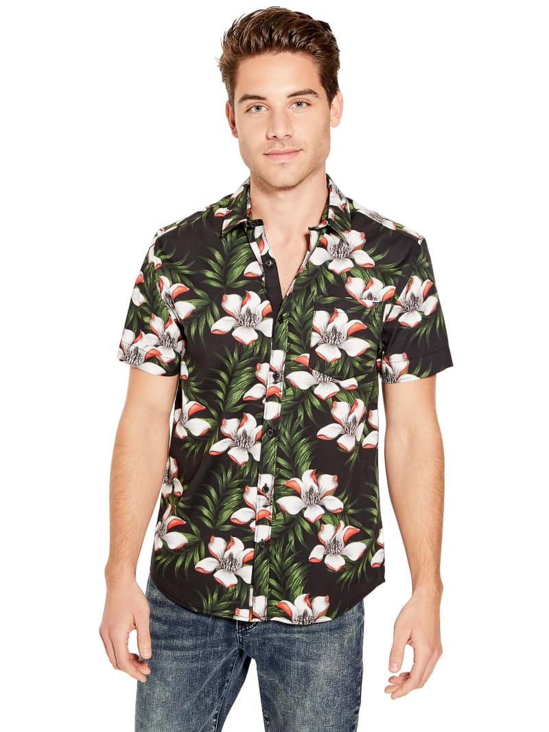 Donald Tropical Floral Shirt