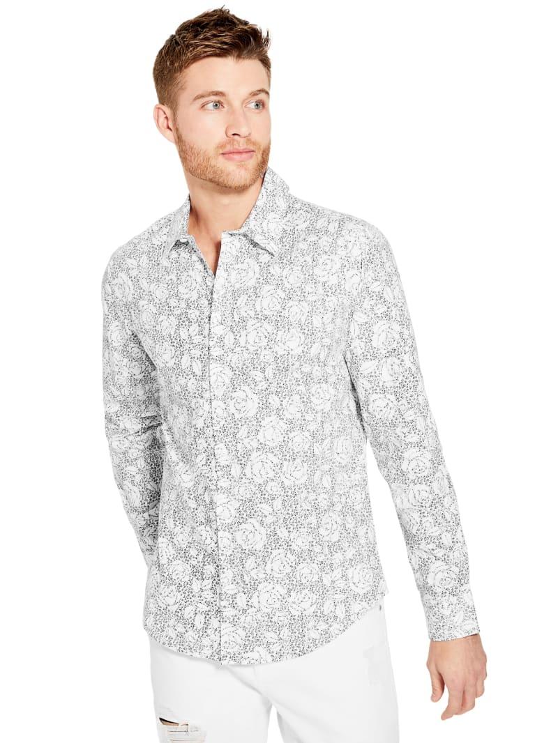 Hewlett Floral Print Shirt